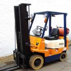 Certificate in Forklift Truck Operations (all types)